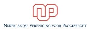 logo nederlandse vereniging voor procesrecht